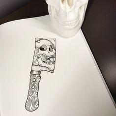 Cooker-man #knifetattoo #knife #skulltattoo #skull #tattoo #tattoos #inked #ink #blackwork #illustration #flashtattoo #blacktattoomag #darkartists #darkart #drawing #flashaddicted #inklife #sketchbook #dotwork #blxcink #flashtattoo #blackink #traditionaltattoo #oldschooltattoo #blackworksubmission #inspirationtattoo #tattooink #tattoolove