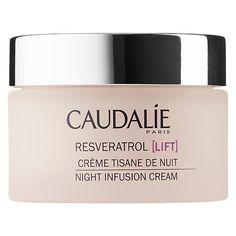 Shop Caudalie's Resveratrol Lift Night Infusion Cream at Sephora. The face cream…
