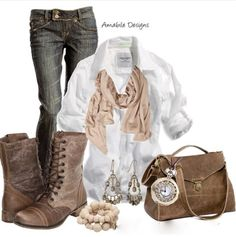 Cute outfit.  Love these boots!  Fashiondivasdesign.com