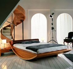 this bed rocks