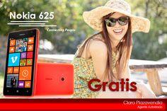 Nokia 625 totalmente gratis con un plan de 60min+100msjs+3mbps por tan solo 15. 200 colones #Nokia625   comparte con tus amigos para que se enteren de nuestras promociones.