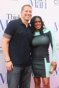 Red Carpet Recap: 'Think Like a Man' Atlanta Movie Premiere Mixed Couples, Black Couples, Couples In Love, Interracial Family, Interracial Marriage, Black Woman White Man, Black Love, Black Celebrities, Celebs