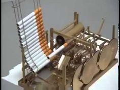 재능낭비  담배태우는기계