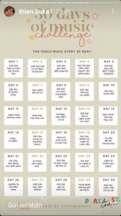 30 Day Challenge, For Facebook, 30th, Doodles, Challenges, Facts, Journal, Templates, Learning