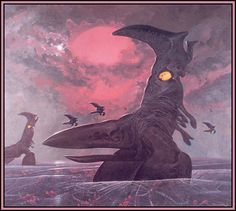 1000+ images about Wayne Barlowe on Pinterest | Pacific ... Wayne Barlowe Expedition 2