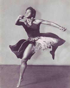 vintageblackbeauty: Dancer and Choreographer Pearl Primus, PhD      Dancer and choreographer Pearl Primus, PhD. Taught Maya Angelou African Dance