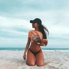 Image may contain: 1 person standing ocean sky cloud outdoor nature and wa Bikini Photos cloud Image nature Ocean Outdoor person SKY standing Summer Photography, Photography Poses, Photography Aesthetic, Fitness Photography, Vsco Pictures, Tumblr Beach Pictures, Poses Photo, Foto Casual, Beach Poses