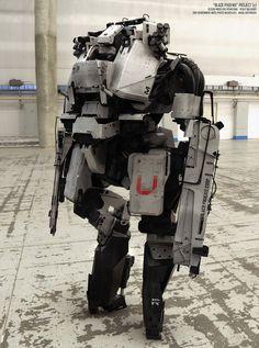 Las máquinas que nos asesinarán en el futuro, según Vitaly Bulgarov