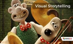 Visual Storytelling is a fun based program on Claymation