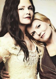 """""""Once Upon A Time"""" - Mother & Daughter - Snow and Emma"""