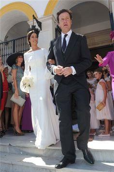 El look de los invitados en la boda de Iván Bohórquez y África Serra | Galería de fotos | Mujerhoy.com