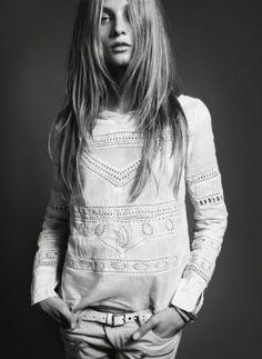 Anna Selezneva | Hunkydory Spring 2013