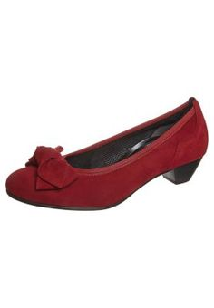 My dream; red shoes, but would probably never wear them