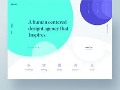 "via Muzli design inspiration. ""Weekly Inspiration for Designers is published by Muzli in Muzli - Design Inspiration. Design Agency, Branding Design, Logo Design, Design Design, Graphic Design, Self Branding, Corporate Branding, Personal Branding, Logo Branding"