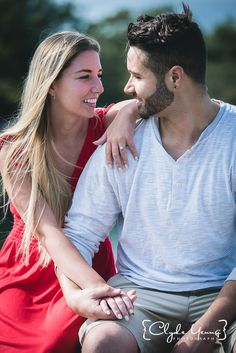 Halibut Point State Park Engagement Session Photography