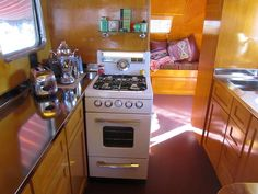 vintage trailers imagaes | Spartans are among the best vintage travel trailers where quality ...