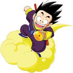 Dragon Ball - Kid Goku 35 by superjmanplay2.deviantart.com on @DeviantArt