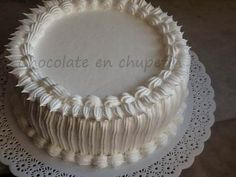 tortas decoradas con merengue - Buscar con Google
