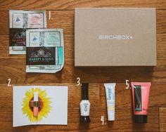 Jamie's May 2014 Birchbox Review