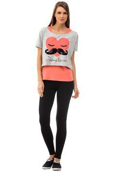 Skinny dar paçası ile üzerinizde fit bir görünüm sağlayacak, şık ve rahat DeFacto bayan tayt pantolon.