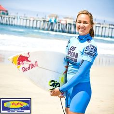 In 2010, Moore won the US Open of Surfing, a 6-Star WQS Prime Event. #TBT #CarissaMoore #surfing