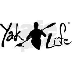 YakLife Logo Bumper Sticker by YakLifeStore