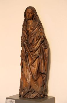 Tilman Riemenschneider Maria ca.1490-3 - Category:Tilman Riemenschneider - Wikimedia Commons