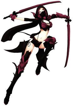 For ' birthdaaaay! Of his Vella. ^^ Vindictus - More Lunaciel Female Character Design, Character Design Inspiration, Character Concept, Character Art, Concept Art, Fantasy Armor, Anime Fantasy, Medieval Fantasy, Fantasy Girl