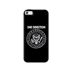 One Direction Infection Apple iPhone 5C Case from Cyankart