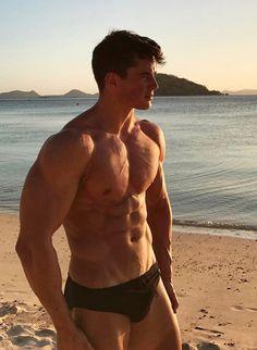 Beach Adonis