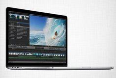 Esta es una macbook pro retina