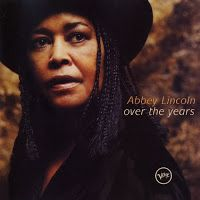 Hermosas mujeres del Jazz..IV -  Abbey Lincoln - The Sister