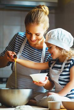 Tips for Getting Your Kids Into Cooking