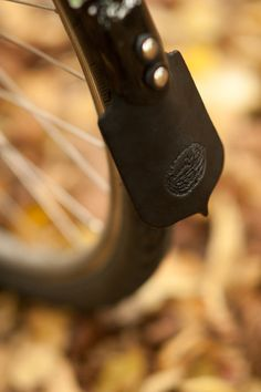 Classic Bicycle Mud Flap by WalnutStudiolo on Etsy, $18.00