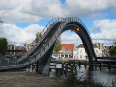 Melkwegbrug by NEXT Architects. Purmerend, NL