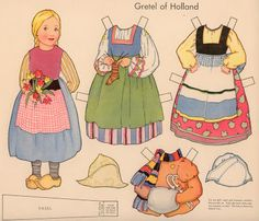 Gretel of Holland