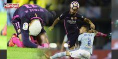 Celta Vigo 4-3 Barcelona / MAÇIN ÖZETİ : İspanya La Liga 7. hafta kapanış maçında Arda Turanlı Barcelona Celta Vigoya deplasmanda 4-3 mağlup oldu.  http://ift.tt/2dnxQfB #Spor   #Celta #Barcelona #Vigo #Arda #Turan