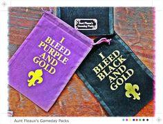 Aunt Fleaux's Gameday Packs