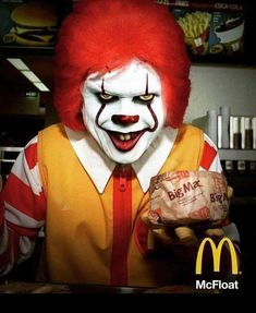 I want me some mcfloats please thank you