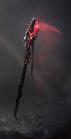 ArtStation - Blood Mage concept, Ewa Labak