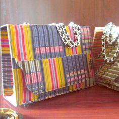 Ankara African bag Smooth velvet inner material. Cross body bag. Classy and simple just for you. Bags Shoulder Bags