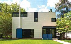 Просторный дом в городке Бетесда, штат Мэриленд