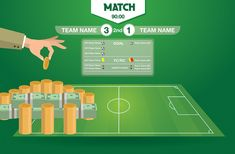 Sports betting is a global phenomenon, and it is estimated that this industry is worth between $700bn and $1tn globally. And football betting is most popular among all sports.  But how does betting work? how are betting odds calculated?  It's difficult to believe that a simple mathematical equation - Poisson distribution is used to calculate the odds for a football match. Betting on a team winning or losing is done based  on the calculation explaining the sports betting across globe.