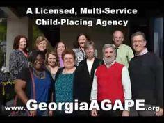 Christian Adoption Athens GA, Georgia AGAPE, 770-452-9995, Christian Ado...: http://youtu.be/9sYQB5uq0o8