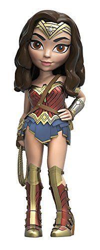Funko Rock Candy: Batman v Superman Wonder Woman Action Figure