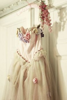 On a ♥gown