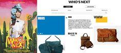 RGUS, présent au WHO'S NEXT, salon WHO'S NEXT ACCESSORIES du 06 au 09 juillet à Paris