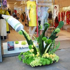 LK Bennett - Chelsea in Bloom - May 2014 - London via hmvm.co.uk