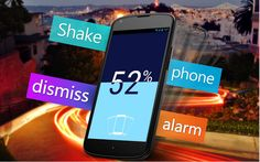 Neon Alarm Clock Is Simple But It Does Its Job