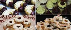 Képviselőfánk pudingkrémmel | TopReceptek.hu Czech Recipes, Ethnic Recipes, Le Chef, Graham Crackers, Christmas Cookies, Mousse, Sushi, Cake Recipes, Biscuits